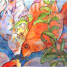 fancy fish by Ellen Keagy