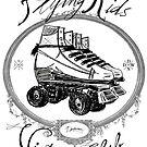 Flying Kids - Roller Vintage by dadawan