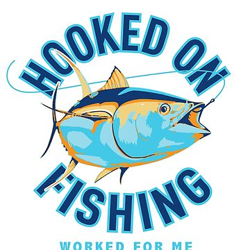 Hooked on Fishing by seizethejay