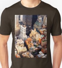 Above New York City T-Shirt