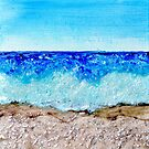 Beach Day by Regina Valluzzi