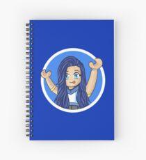 Funneh Spiral Notebook
