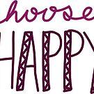 «Elige feliz» de Lindsey Morrison