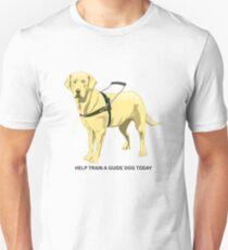 Guide Dog Unisex T-Shirt