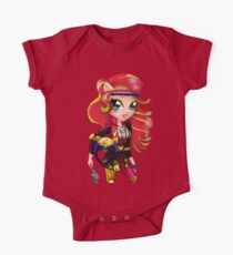 My Lil' Pony Friendship is Magic Equestria Girls: Friendship Games - Sunset Shimmer One Piece - Short Sleeve