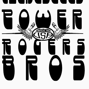 lightspeed power tshirts by rogers bros by tron2010