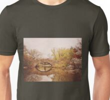 Beautiful Springtime Landscape - Central Park - New York City Unisex T-Shirt