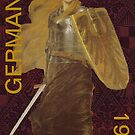 Germania 1914 with Prussian Symbols by edsimoneit