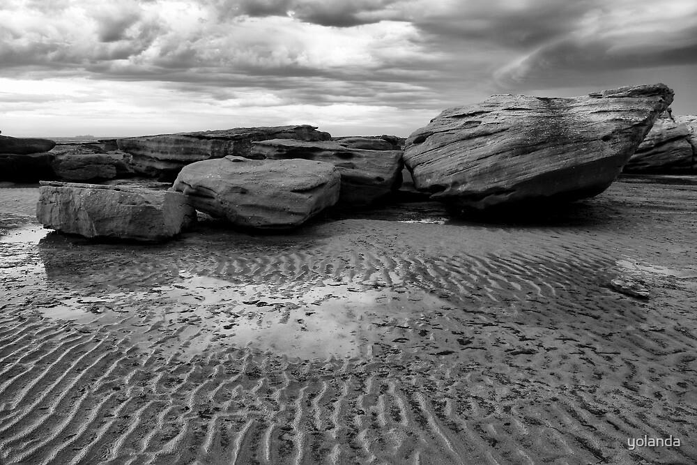 Rock Ledge by yolanda