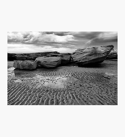 Rock Ledge Photographic Print