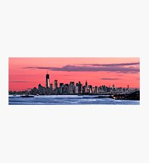 Good Morning, New York! Photographic Print