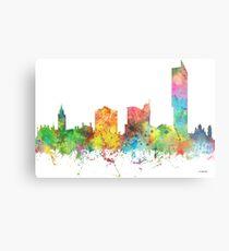 Manchester, England skyline Metal Print