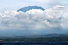 Mount Agung, Off Candi Dasa, Bali Indonesia by Normf