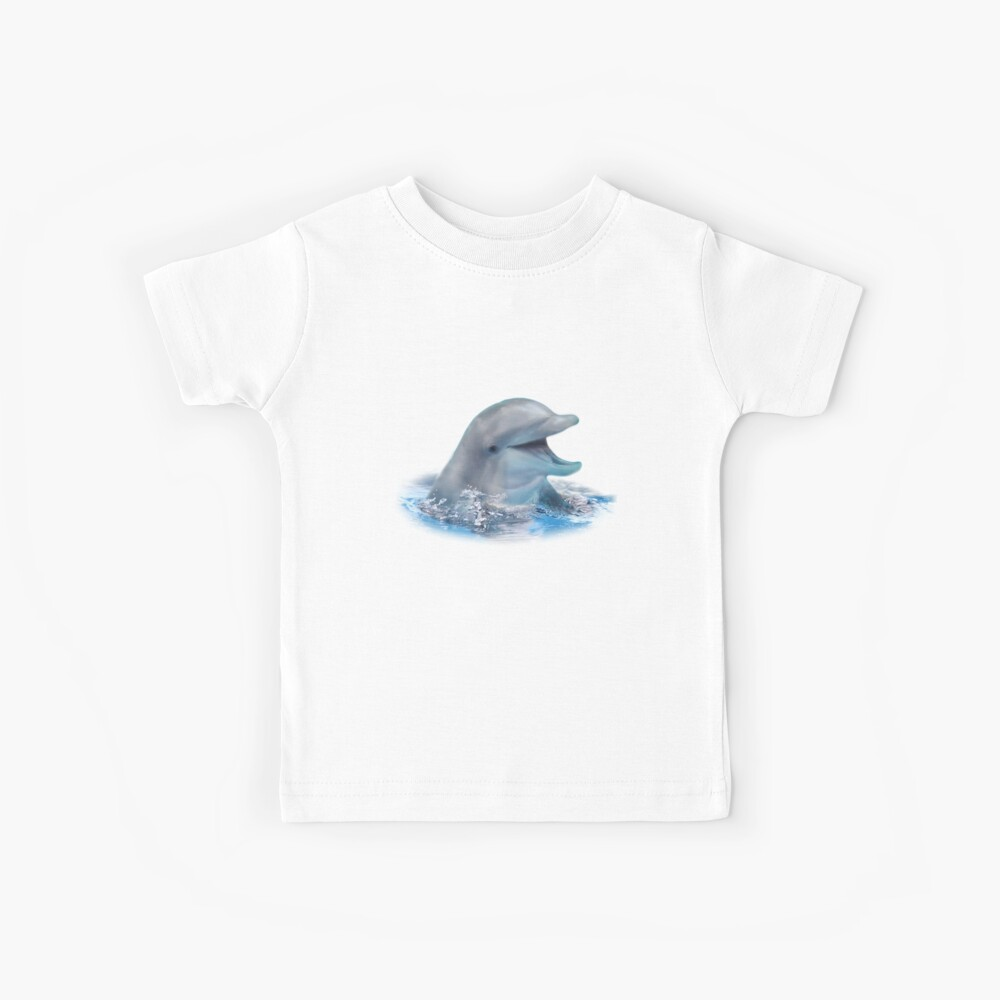 Happy Dolphin Kids T-Shirt