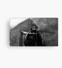 Bush Mill 1896 Metal Print