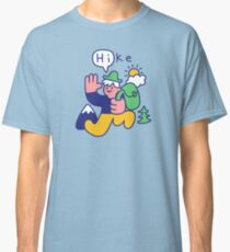 Friendly Hiker Classic T-Shirt