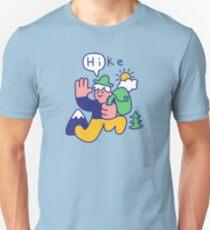 Friendly Hiker Slim Fit T-Shirt