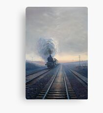 Purley King Canvas Print