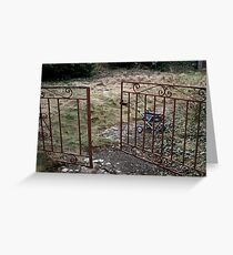 Lost Playground Greeting Card
