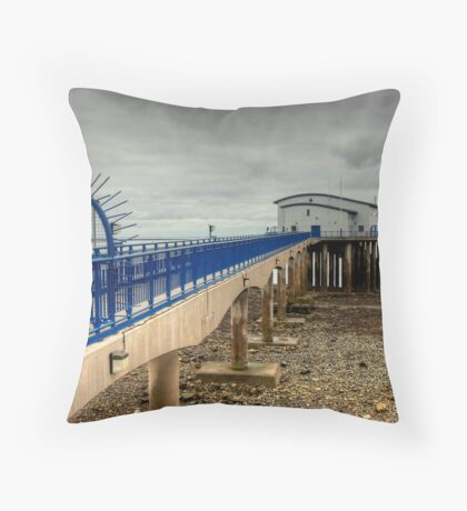 For Those In Peril On The Sea... Throw Pillow