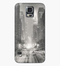 A Winter's Tale - New York City Case/Skin for Samsung Galaxy