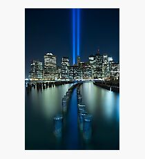 Tribute In Light Photographic Print