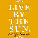 Lebe von der Sonne, liebe vom Mond (Goldene Version) von TheLoveShop