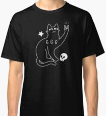 Metal Cat Classic T-Shirt