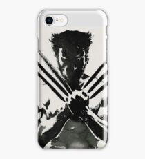 wolverin  iPhone Case/Skin