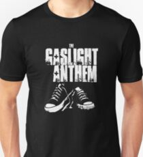 The Gaslight Anthem Rock Band Album Logo Men/'s Black T-Shirt Size S to 3XL