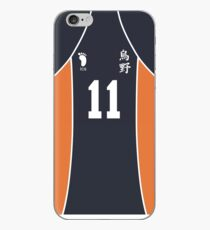 Tsukishima's Jersey iPhone Case