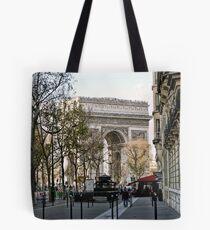 Bolsa de tela Arc de Triomphe Paris