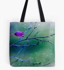 Coral Bell Reaching Out  Tote Bag
