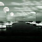 Ghost Pier ©  by Dawn Becker