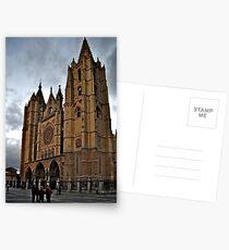 Catedral De León Postcards