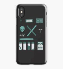 X-Files  iPhone Case