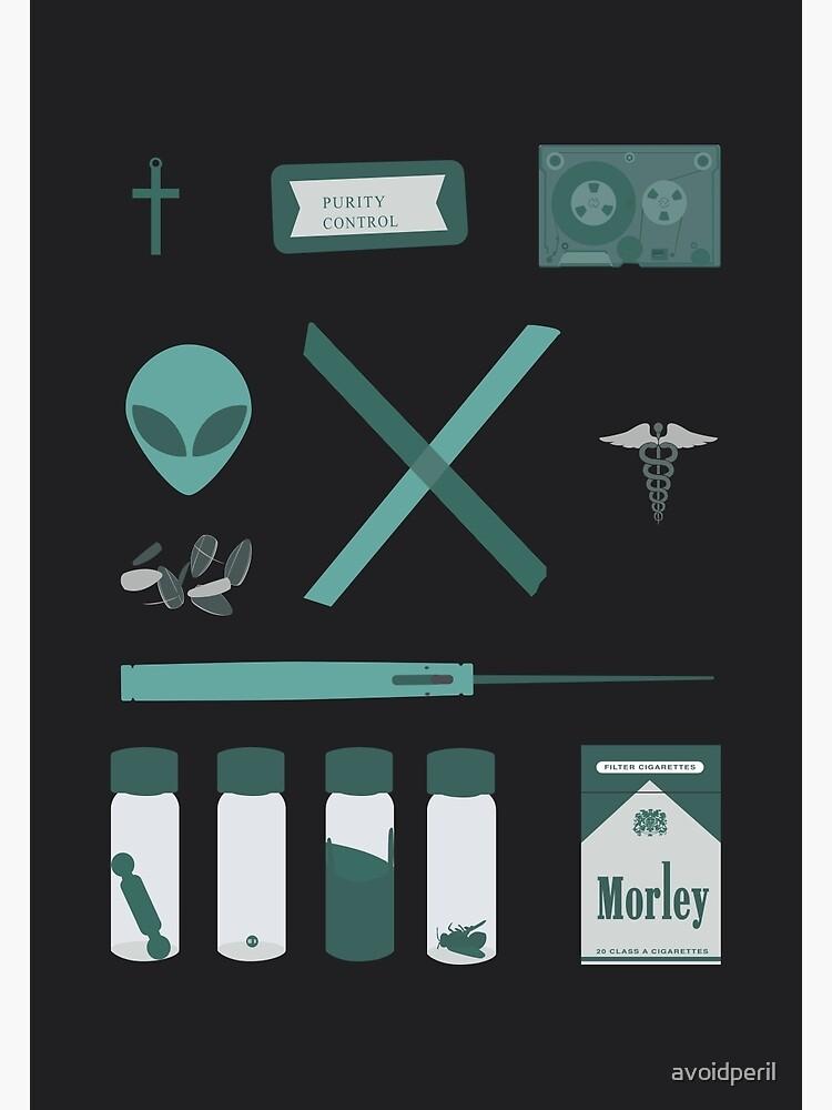 X-Files  by avoidperil