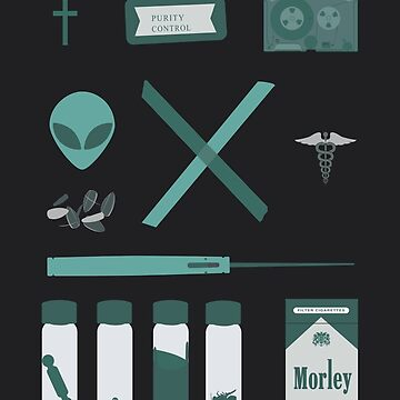 X-Files  by avoidperil
