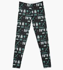 X-Files  Leggings