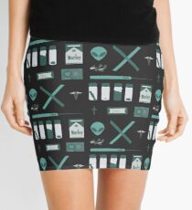 X-Files  Mini Skirt