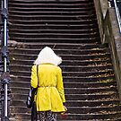 The Yellow Coat by Lynne Morris