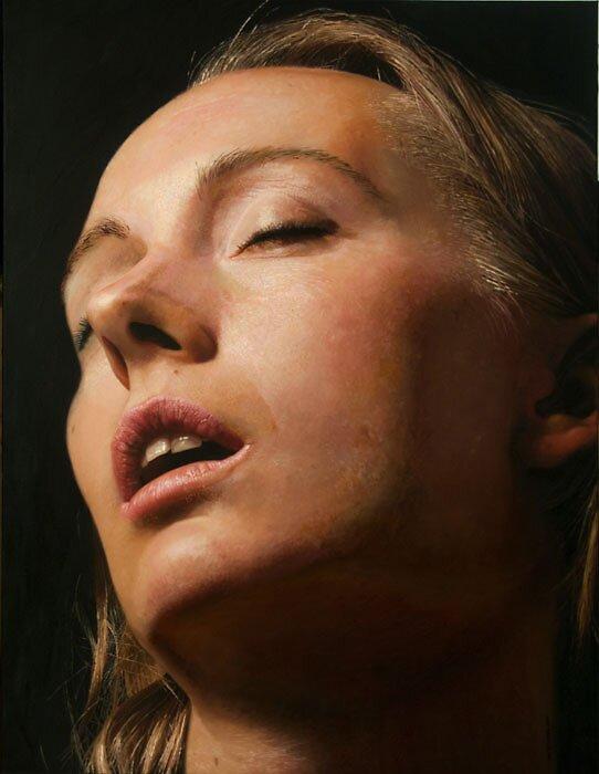 Face No. 10 by Jan Esmann