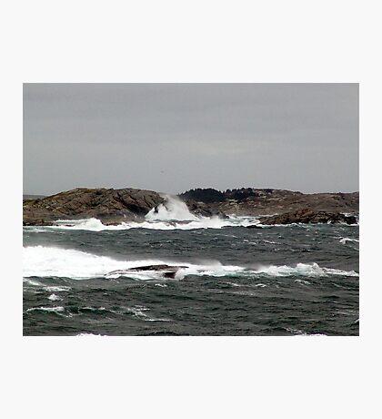 Wild Weather Photographic Print