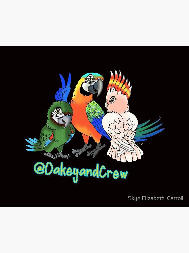 Oakey and Crew by SkyeElizabeth