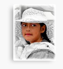 Cuenca Kids 1216 Canvas Print