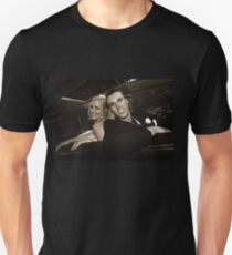 Inside the Wedding Limo T-Shirt