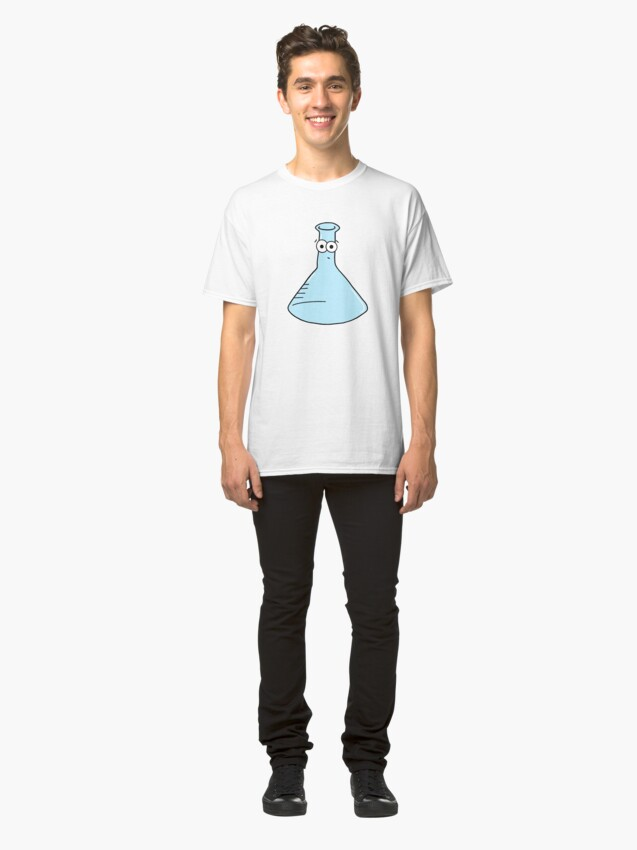 Alternate view of Cute Chemistry Classic T-Shirt