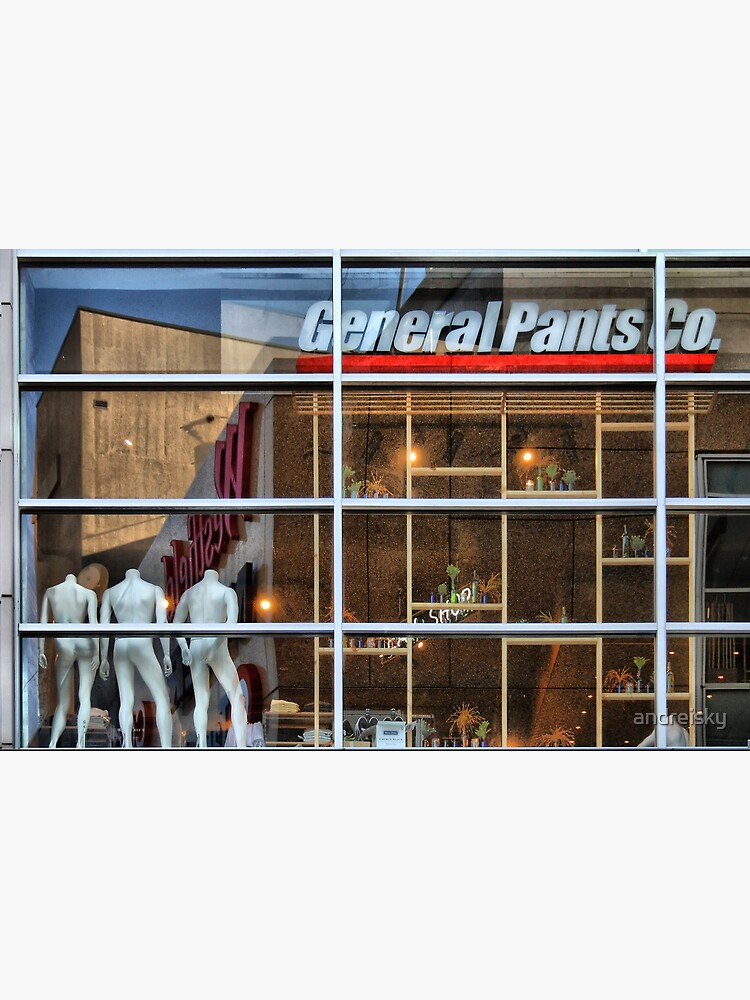 General Pants Co by andreisky