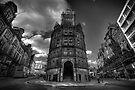 King Street Notts v2.0 BW by Yhun Suarez