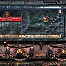 British Railways D123 by Yhun Suarez